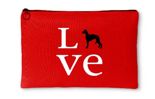 Righteous Hound - Love Whippet Accessory Pouch