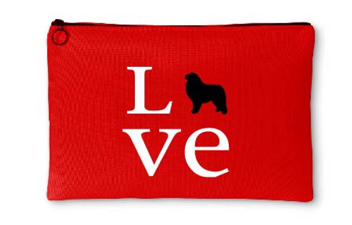 Righteous Hound - Love Great Pyrenees Accessory Pouch