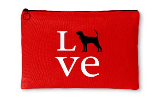 Righteous Hound - Love Coonhound Accessory Pouch