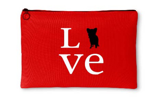 Righteous Hound - Love Papillon Accessory Pouch