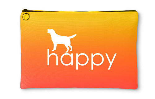 Righteous Hound - Happy Lab Accessory Pouch