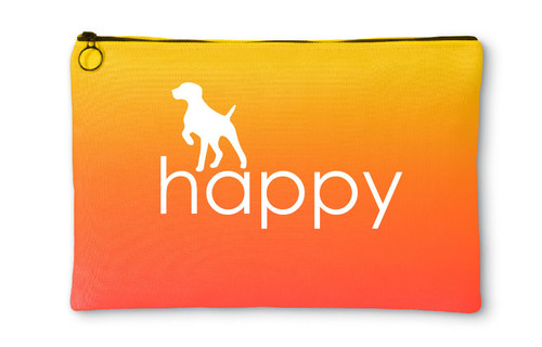 Righteous Hound - Happy German Shorthaired Pointer Accessory Pouch