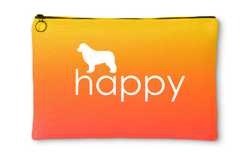 Righteous Hound - Happy Newfoundland Accessory Pouch