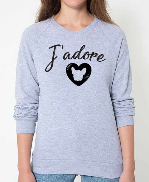 Jadore Frenchie Sweatshirt