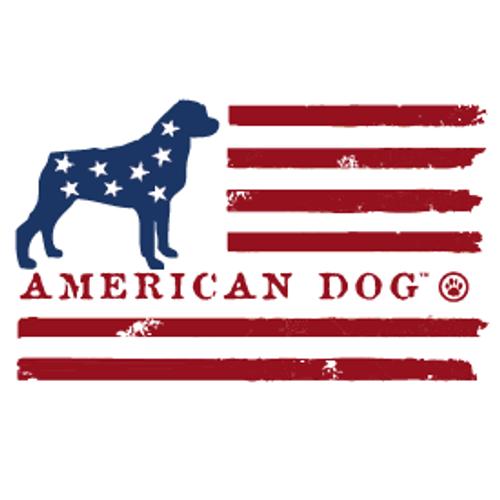 Men's Flag Rottweiler Tee