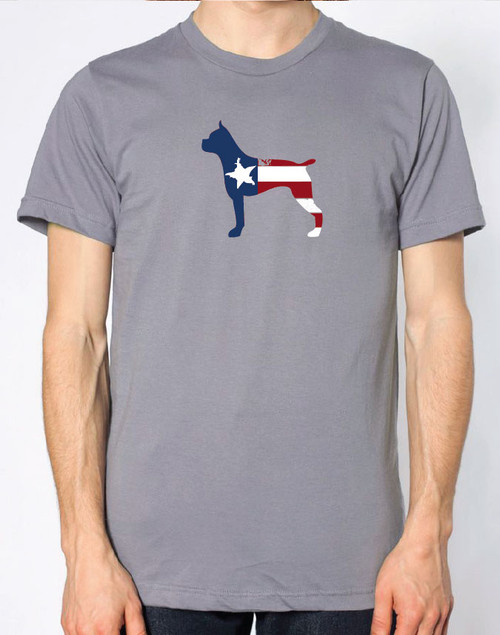 Righteous Hound - Mens Patriot Boxer T-Shirt