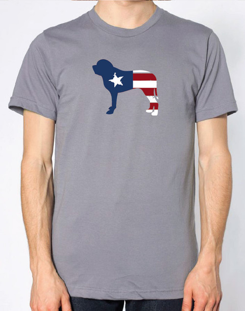 Righteous Hound - Men's Patriot Mastiff T-Shirt