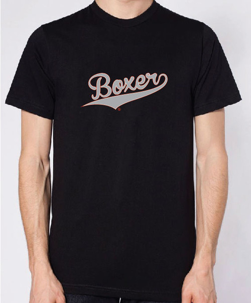 Righteous Hound - Mens Varsity Boxer T-Shirt