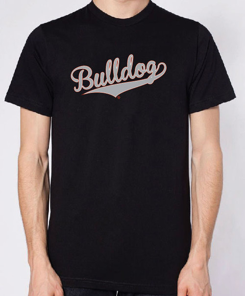 Righteous Hound - Men's Varsity Bulldog T-Shirt