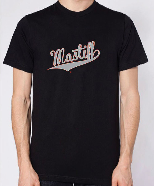 Righteous Hound - Men's Varsity Mastiff T-Shirt