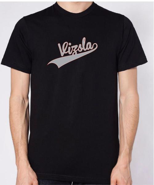 Righteous Hound - Unisex Varsity Vizsla T-Shirt