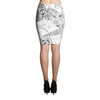 Tale of faces skirt