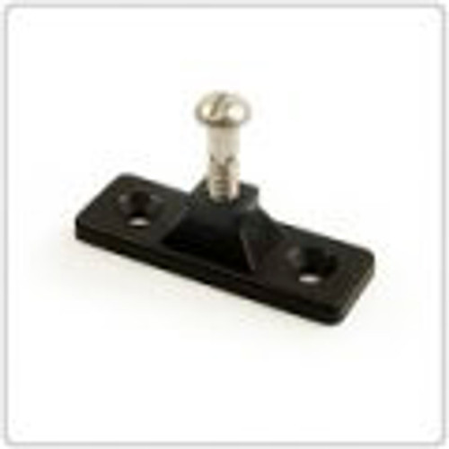 Image for Two Hole Side Mount BLACK Vicar 52-030 At Fabric Warehouse