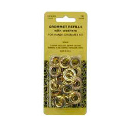 Image for Grommet Refills Brass #2 At Fabric Warehouse