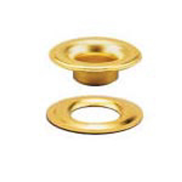 Image for Gross Of Grommets #1 Brass At Fabric Warehouse