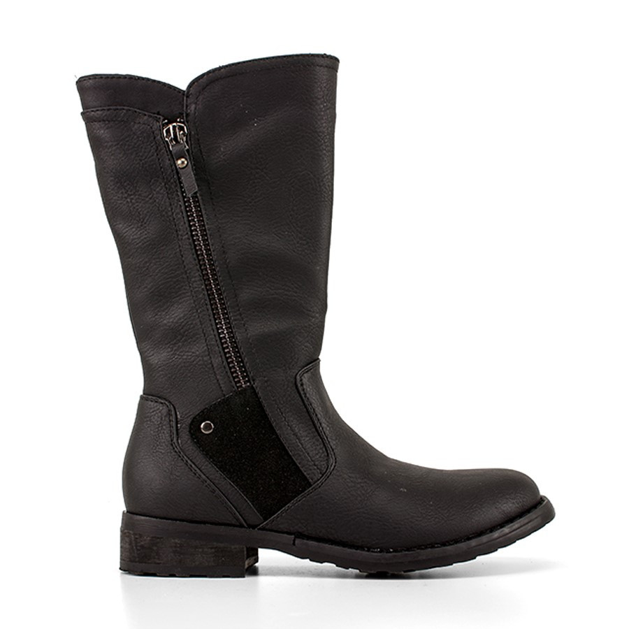 Karen Boot Black