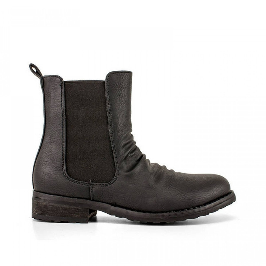 Janice  Boot Black