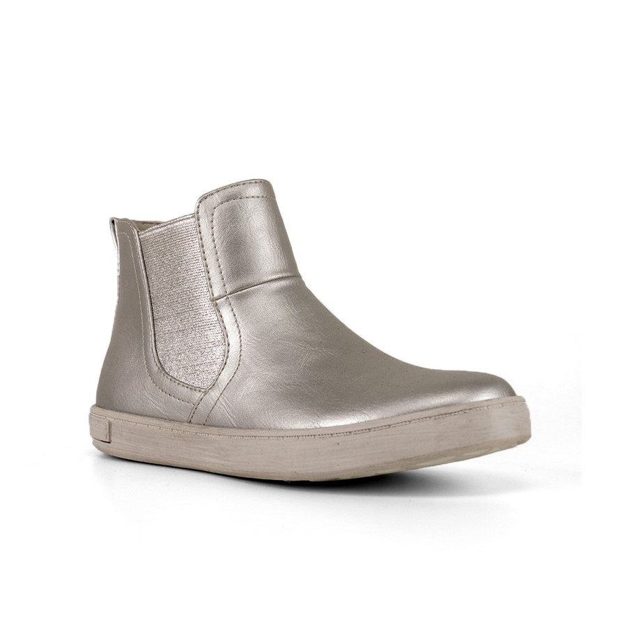 Laura  Boot Silver