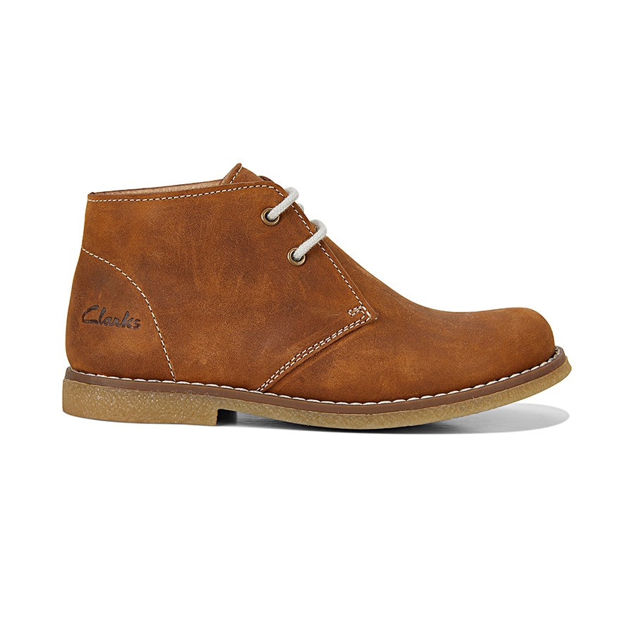 Carnaby Tan Crazy Horse