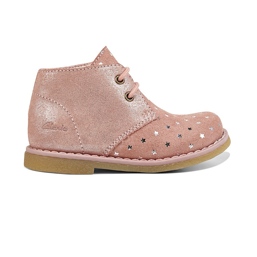 Carnaby Inf Pink Star