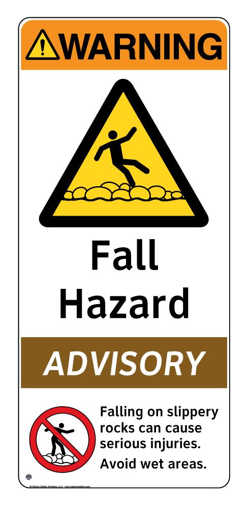 Fall Hazard