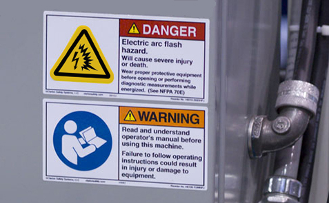 arc flash code compliance