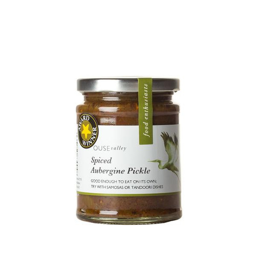 Spiced Aubergine Pickle