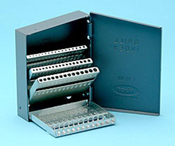 """HUT21 1/16""""-3/8""""x64ths 21 pc Drill Index Dispensers"""