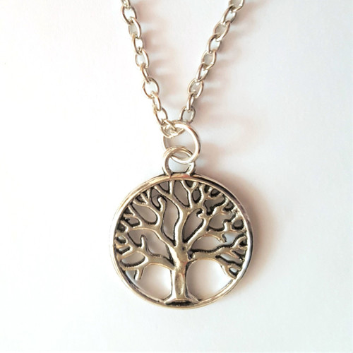 Tree of Life 20 inch Fashion Necklace