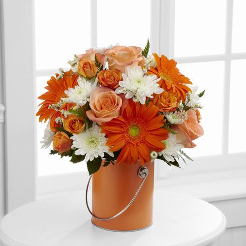 Color Your Day With Laughter Bouquet