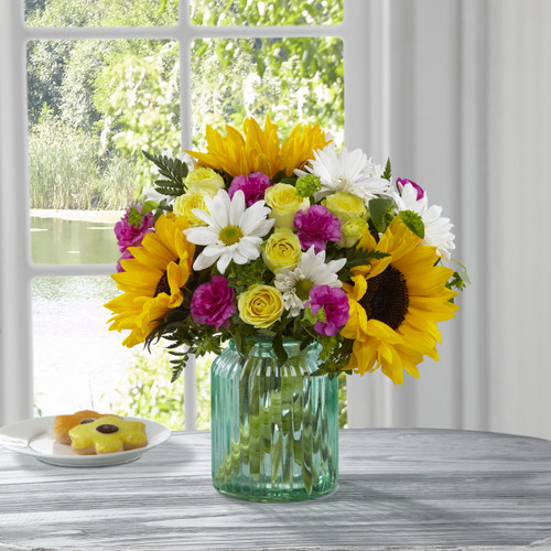 Sunlit Meadows Bouquet by Better Homes and Gardens