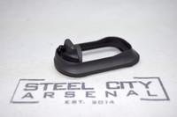 Steel City Arsenal Slim magwell Specifically for Polymer 80 PF940V2 Frames- Cerakote Armor Black