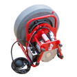 DM138A Professional sewer and drain cleaning machine ideal for sink and bathtub drains