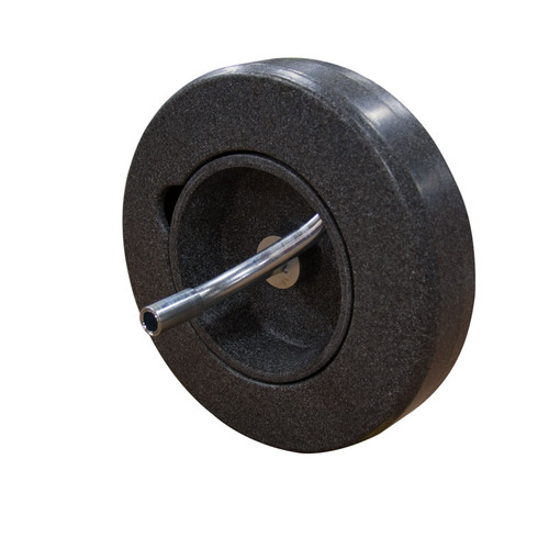 "14PRWLK - 14"" Polyethylene Reel with Inner Reel, Head Bearing and Left Revolving Arm"