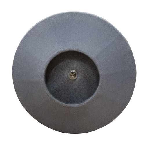 """26"""" cable reel with drain plug for easily drainage. Works best with DM55 sewer machine"""