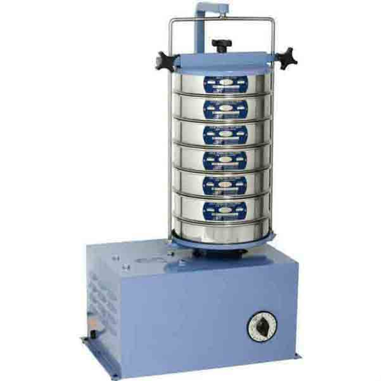 economy 8 sieve shaker for sale certified material testing products rh certifiedmtp com