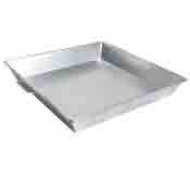Galvanized Iron Pans
