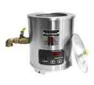 Asphalt Melting Pots and Dispensing Pots