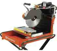 Masonry Saws & Concrete Cylinder End Grinders