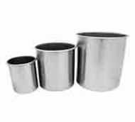 Stainless Steel Beakers