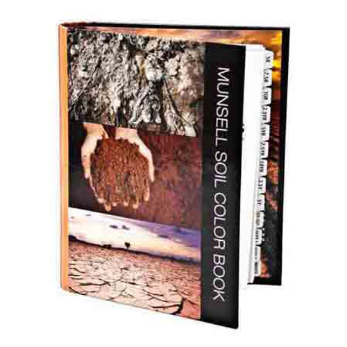 Munsell Soil Color Chart Basic Set - Certified Material Testing Products