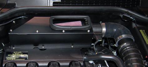 DDM Works R56 Cooper S Race Intake System