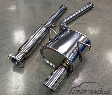 Megan Racing Cooper R50 Exhaust