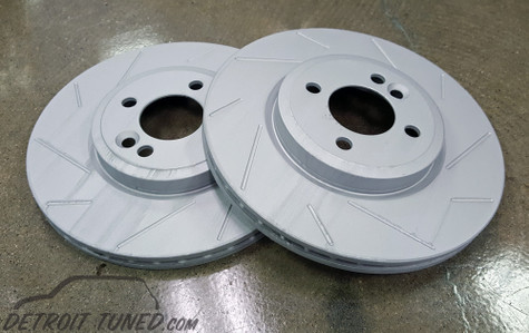 SP Performance Front Rotors Cooper S Gen 2 & Gen 1 JCW  (T06-378)