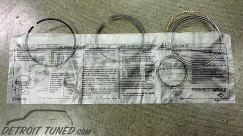 MINI Cooper S Piston Ring