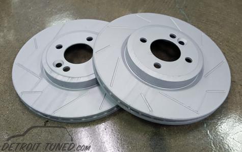 SP Performance Front Rotors Cooper & S Gen1