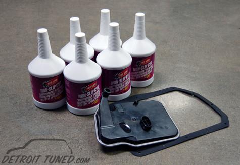 MINI CVT Fluid & Filter Flush Kit