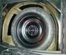 MINI Cooper Spare Tire Hold Down