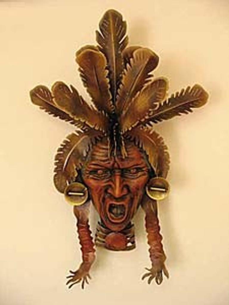 Apache Face 11