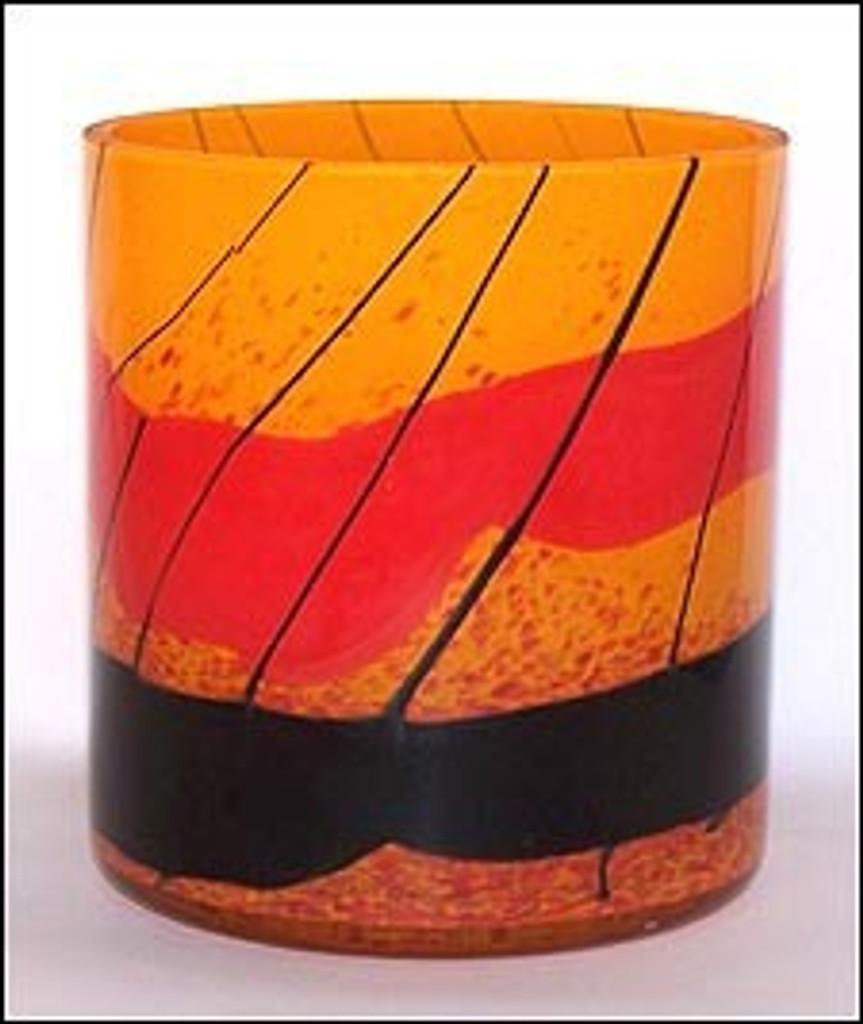 Cylinder Vase / The Rock